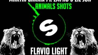 Martin Garrix ft.LMFAO & Lil Jon - Animals Shots