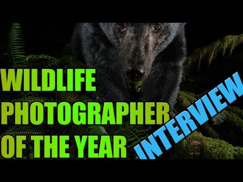 Wildlife Photographer of the Year Awards 2015 Interview: Connor Stefanison