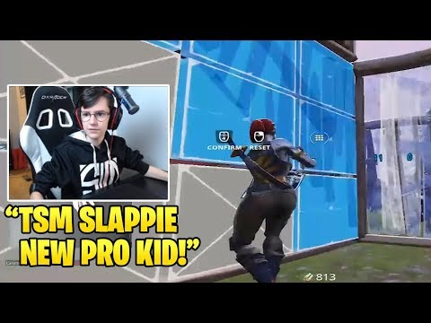 SLAPPIE - New Pro Kid Joined TSM (15 Year Old)