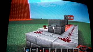 How To Build A Tnt Cannon, Castle Gate, And Sliding Door