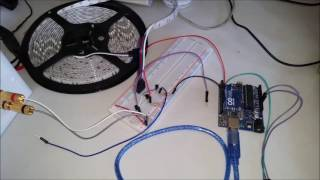 Arduino Tutorial: Flash LED Strip to Beat of Music - smd5050