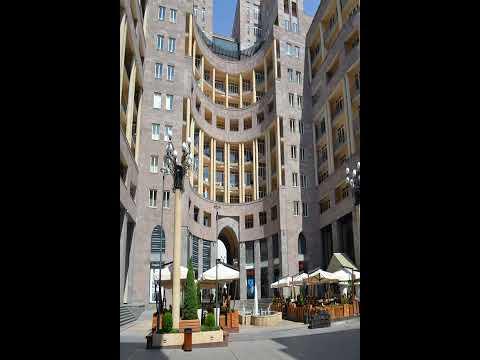 North Ave.- La Piazza - Yerevan - Armenia
