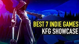 Kinda Funny Games Showcase   Top 7 Best Indie Game Trailers