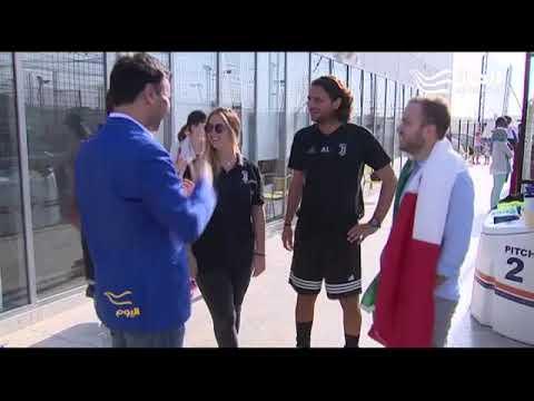 الأزوري الإيطالي سيغيب عن كأس العالم لأول مرة منذ ستين عاماً  - 00:21-2017 / 11 / 23