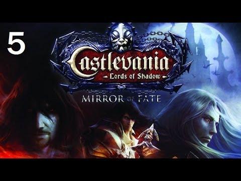 Castlevania Mirror of Fate Прохождение Серия 5 (Суккуб)
