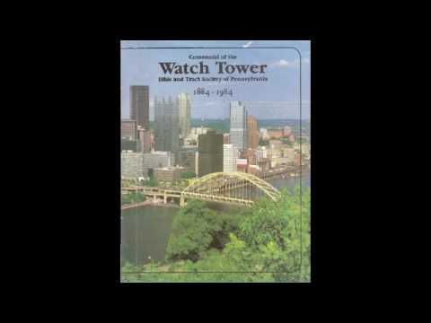 The Watchtower Society Is A Corporation 1