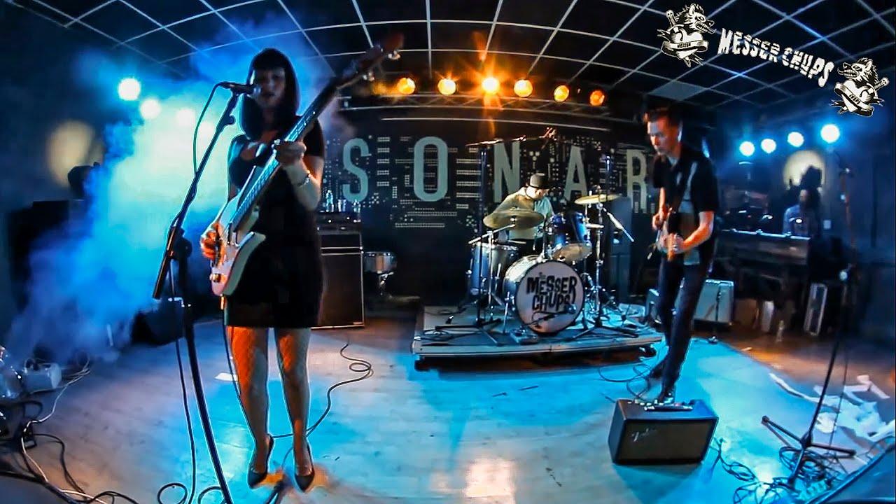 MESSER CHUPS-Live In Sonar Club