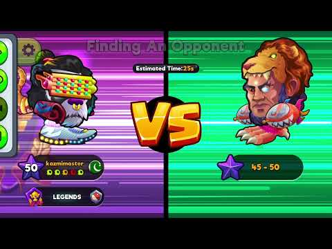 Level 50 nothing against tough charatcers ? | Kazmimaster | Head Ball 2 | Gaming Legend |