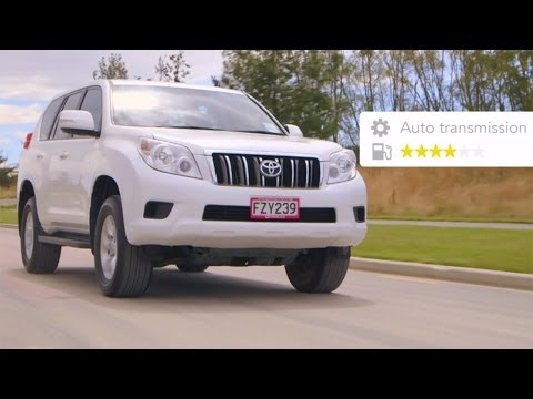 Rental Cars For New Zealand Roads -- GO Premium 4x4