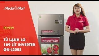 Tủ lạnh LG GN-L205S - 189 Lít Inverter