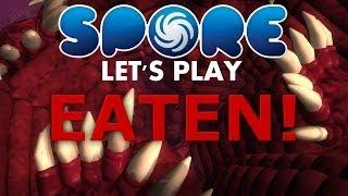 Let's Play Spore GA! - Eaten!