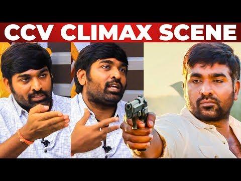 CCV Climax Scene - What Really Happened? Vijay Sethupathi Reveals | Chekka Chivantha Vaanam | RS 37