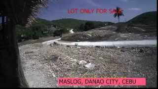 GOLDRICH VALLEY SUBDIVISION LOT ONLY FOR SALE - MASLOG, DANAO CITY, CEBU