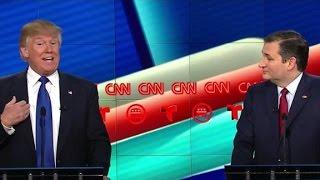 Trump to Cruz: Iḟ I can't beat Clinton, you'll ...