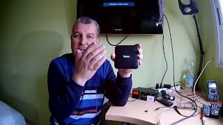 جهاز TV BOX يجعلك تشاهد جميع القنوات العالمية و سيحول تلفازك القديم ل SMART TV