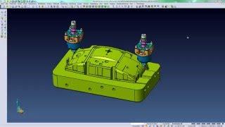 VISI 2016 R1 - Modellhandling mit VISI Machining - Teil 3