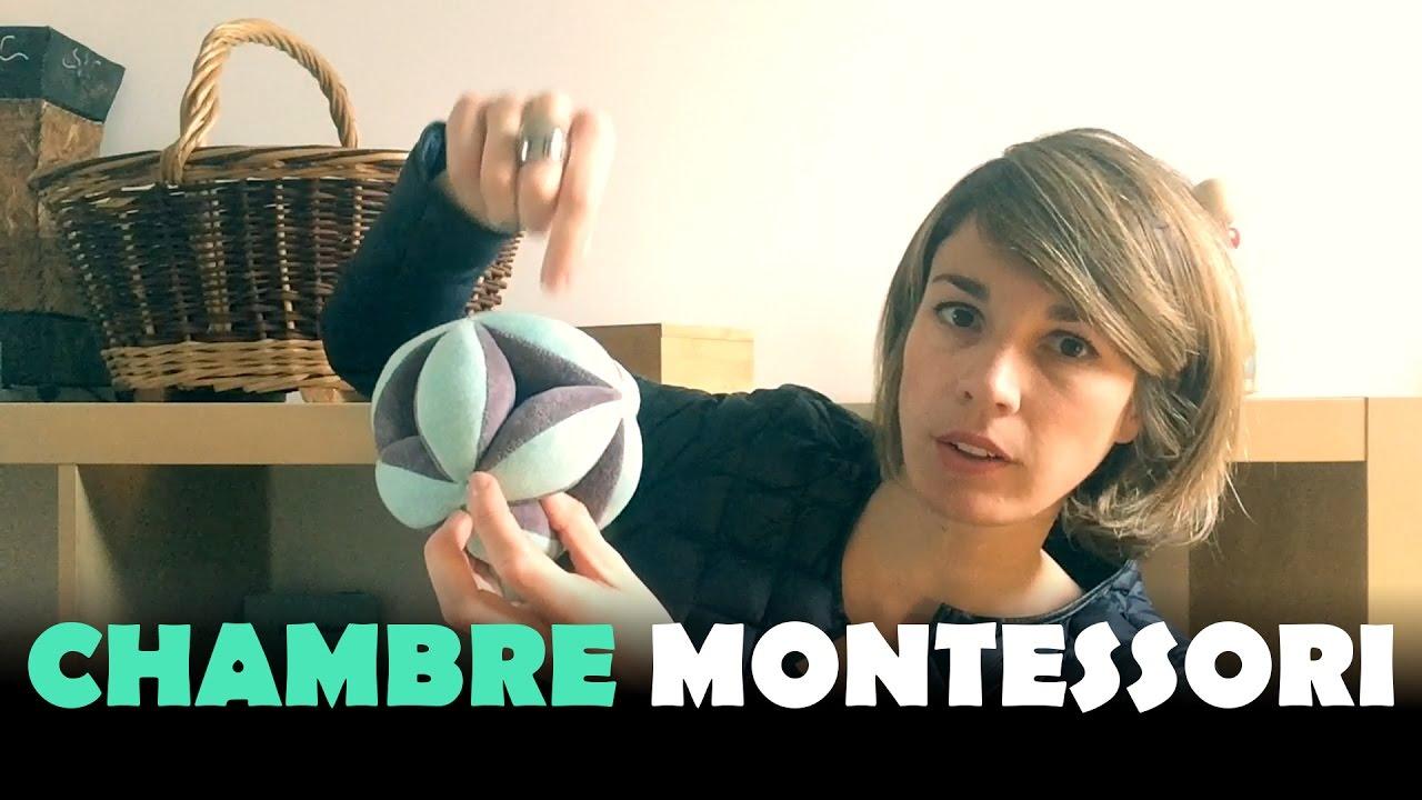 Comment Crer Une Chambre Montessori Pour Bb 01an  YouTube