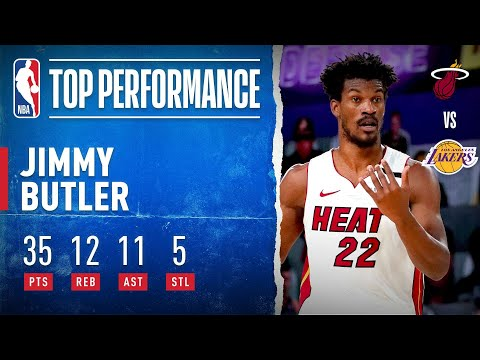 Jimmy Butler Dazzles With Another Triple-Double 🔥 | #NBAFinals Game 5