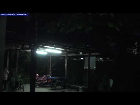 車窓 タイ国鉄メークロン線 Thailand Maeklong Line Part3 of 4