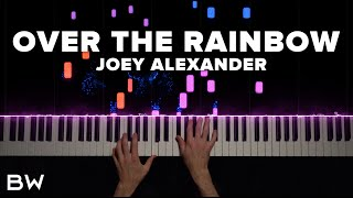 Joey Alexander - Over The Rainbow | Piano Cover by Brennan Wieland