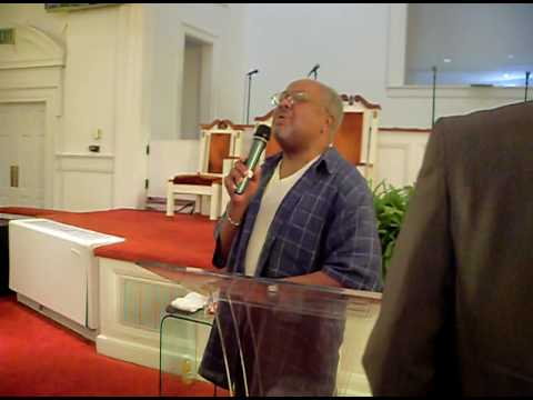 Pastor Darryl Coley Vision Church of Atlanta