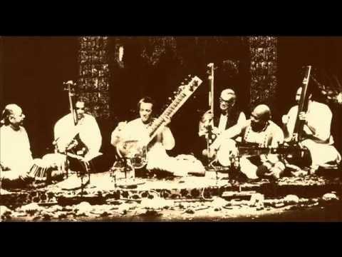 Ravi Shankar & Ali Akbar Khan  Raga Sindhi Bhairavi Live