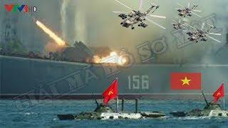 Việt Nam bất ngờ tung đ,òn CẢ,NH C,ÁO rát m,ặt tới Trung Quốc ở Biển Đông làm cả Thế Giới hốt ho,ảng