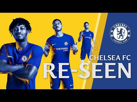Get A Closer Look At The New Chelsea Nike Kit & Megastore | Re-Seen Special