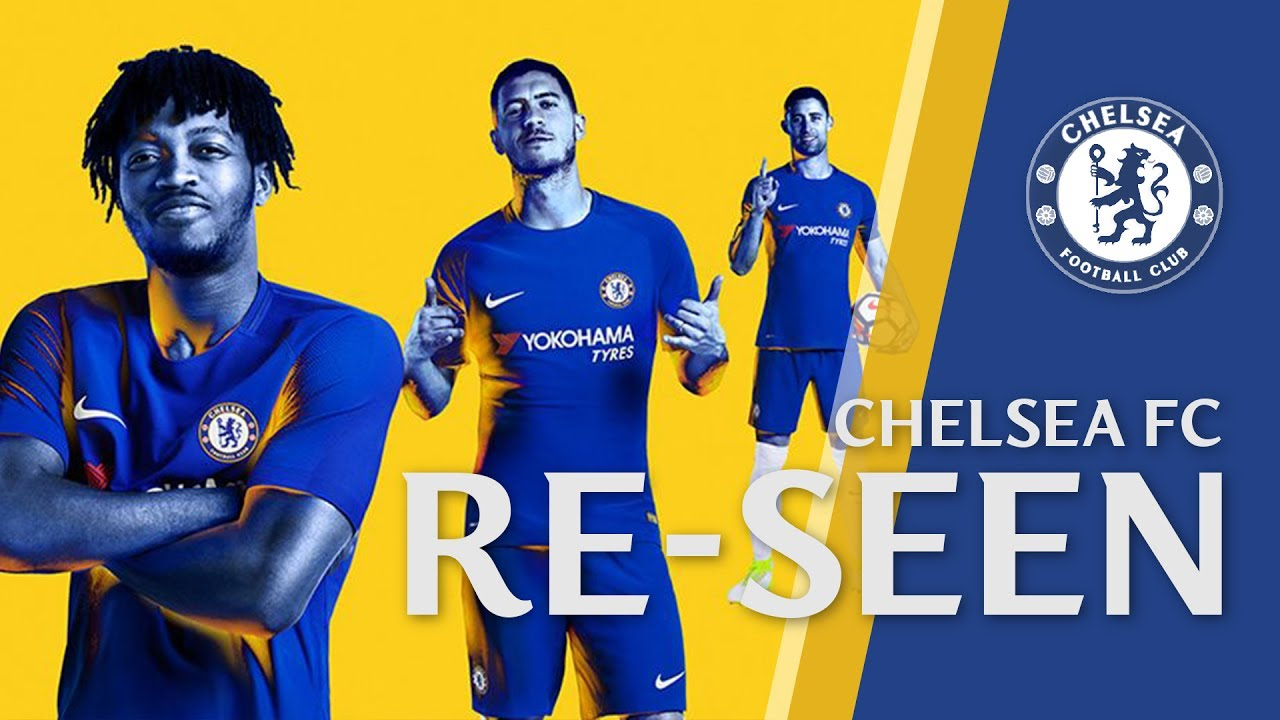 sports shoes 0205a 6ebc3 Get A Closer Look At The New Chelsea Nike Kit & Megastore | Re-Seen Special