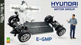 Hyundai Motor Group EV Platform Reveal   Electric-Global Modular Platform (E-GMP)