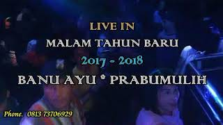 Gambar cover CAHAYA BINTANG HAPPY NEW YEAR   2018   BANUAYU   MUARA ENIM