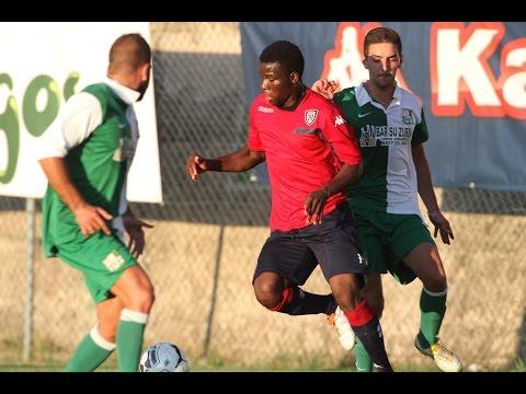 Cagliari vs Calangianus 22/07/15 | Cagliari Calcio