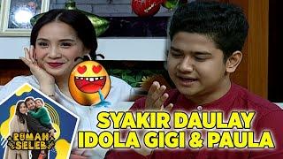 Download lagu Syakir Daulay, Idola Gigi dan Paula - Rumah Seleb (21/4) PART 1