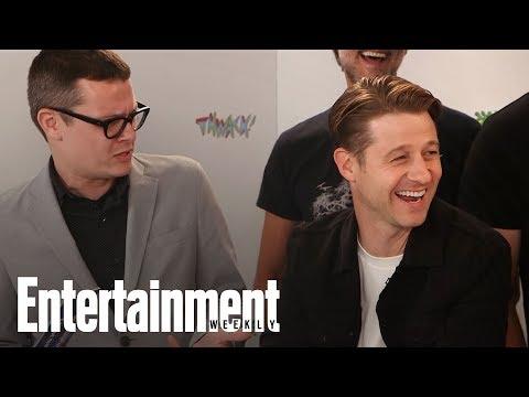 Gotham's Ben Mckenzie Teases Gordon's Dark Path In Season 4  SDCC 2017  Entertainment Weekly