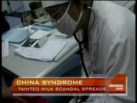 China's Tainted Milk Nightmare