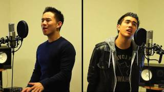 Repeat youtube video Hold My Hand Cover (MJ & Akon)- Joseph Vincent & JDC