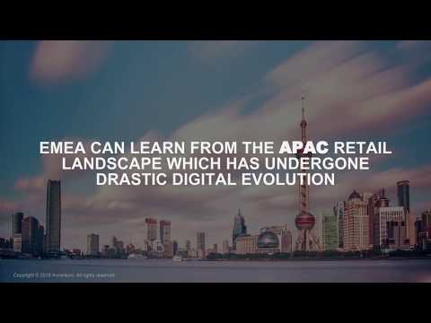 4 trends transforming retail in APAC