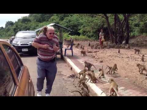 เขาหน่อ-เขาแก้ว จังหวัดนครสวรรค์ Mokey Lane Nakornsawan Amazing Thailand