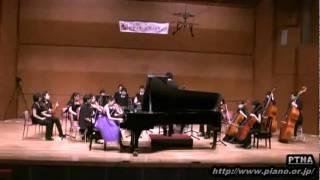 サン=サーンス/アレグロ・アパッショナート,Op.70/演奏:松岡かれん