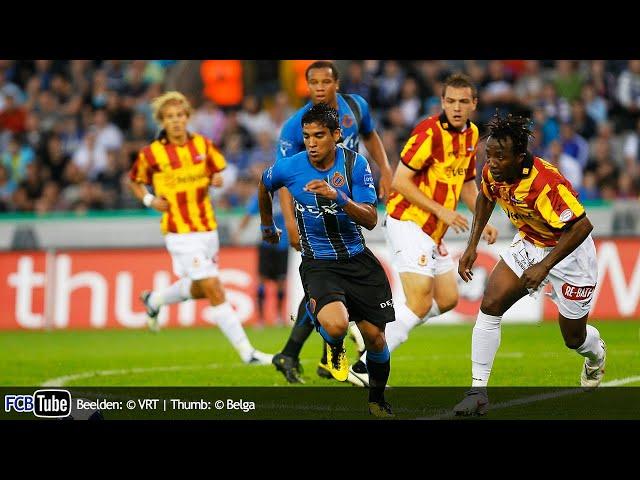 2010-2011 - Jupiler Pro League - 04. Club Brugge - KV Mechelen 1-2