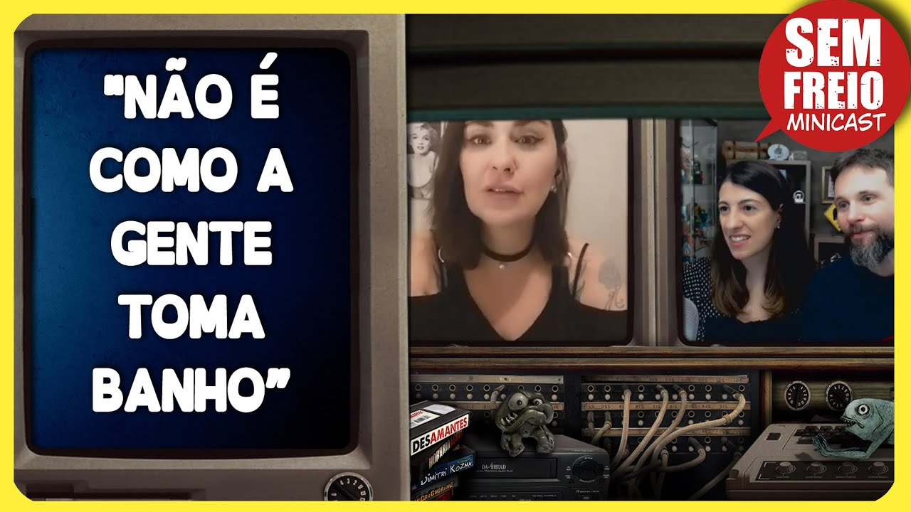 Francês Não Toma Banho E Não Escova Os Dentes Minicast Sem Freio Youtube