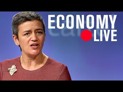 Margrethe Vestager, EU Commissioner for Competition: policy from a Euro perspective | LIVE STREAM