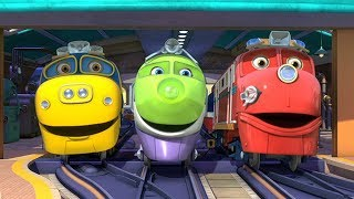 Chuggington | To The Rescue Compilation Kids Cartoon | Cartoons for Kids