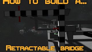 How To Build A Retractable Command Bridge