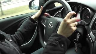 видео Правильное выполнение маневра «торможение вращением»