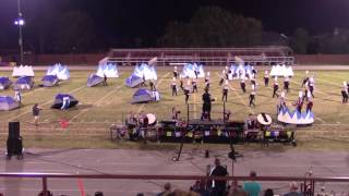 taylor county marching band finals performance at ballard bruin classic 9 24 16