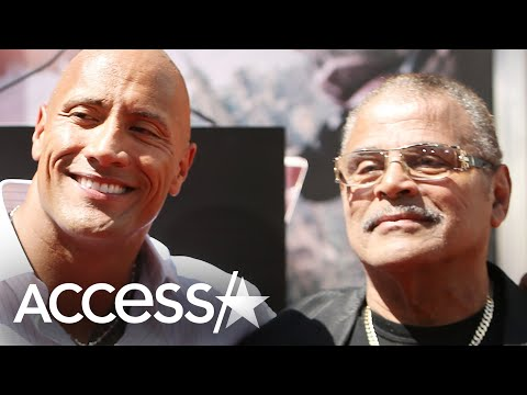 Courtney and KISS in the Morning - Dwayne The Rock Johnson Opens Up After The Passing Of His Father