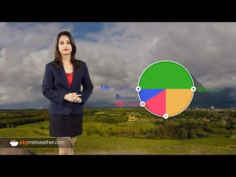 Skymet Weather Forecasts Below Normal Monsoon for India in 2017