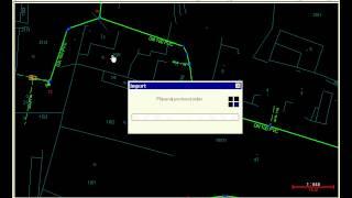 Cadastral map update - adjustment