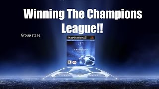 WInning the champions league (Champions league 2006-07 video game) -Group Stage